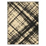 Nourison Grafix Bold Lattice Rug