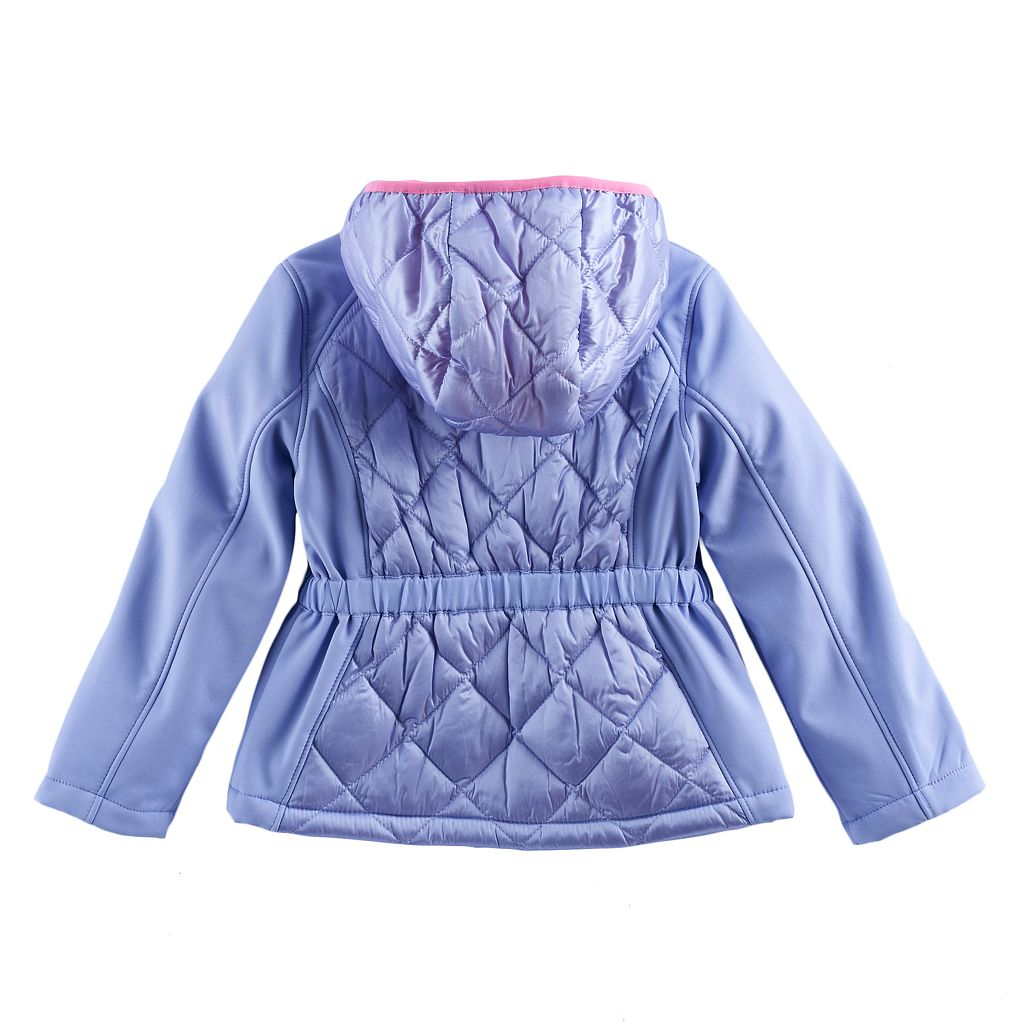 Baby Girl ZeroXposur Eleanor Midweight Quilted Jacket