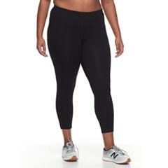 Plus Size Tek Gear Cropped Legging