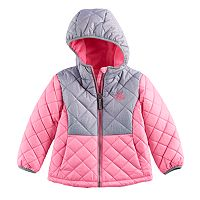 Baby Girl ZeroXposur Lydia Midweight Quilted Jacket