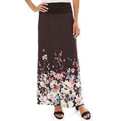 3fc91d4e15 Women s Apt. 9® Print Column Maxi Skirt