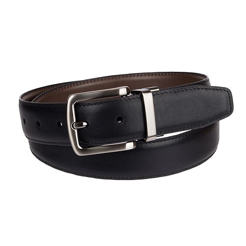 Men's Croft & Barrow® Stretch Reversible Belt