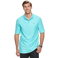 Big & Tall IZOD Advantage Sportflex Regular-Fit Stretch Performance Polo
