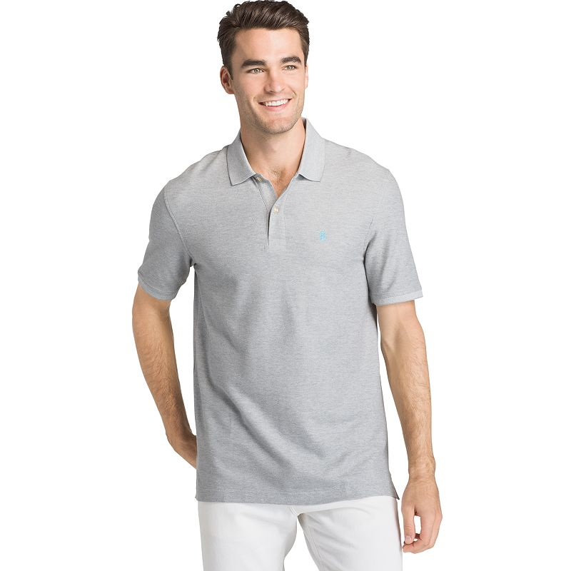3ba51884 Big & Tall IZOD Advantage Sportflex Regular-Fit Stretch Performance Polo,  Men's, Size