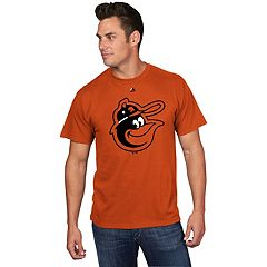 Men's Majestic Baltimore Orioles Cooperstown Official Logo Tee