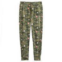Girls 7-16 & Plus Size SO® Ruffled Jogger Pants