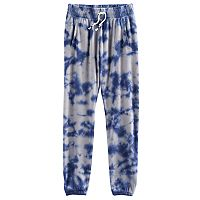 Girls 7-16 & Plus Size SO® Cinched Cuff Sweatpants