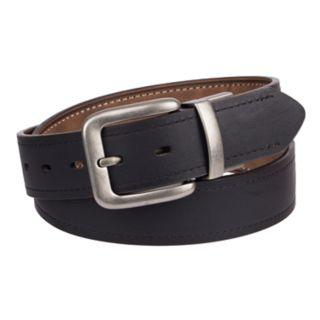 Men's Levi's Cut-Edge Reversible Leather Belt