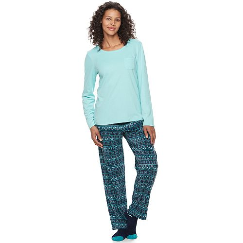 95c3e48c352 Women s Croft   Barrow® Pajamas  Long Sleeve Sleep Top