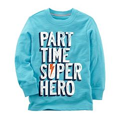 Baby Boy Carter's 'Part Time Super Hero' Graphic Tee