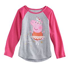 Toddler Girl Peppa Pig 'Twinkle Toes' Graphic Tee by Jumping Beans®