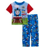 Toddler Boy Thomas the Train 2 pc Top & Pants Pajama Set