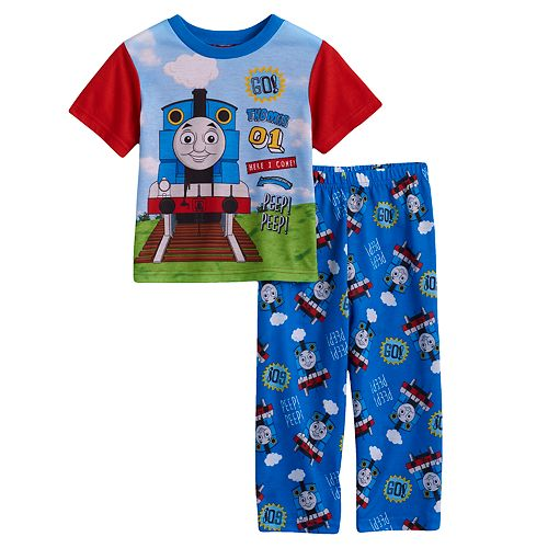 Toddler Boy Thomas the Train 2-pc. Top & Pants Pajama Set