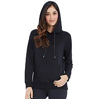 Women's Balance Collection Harmony Perforated Back Hoodie