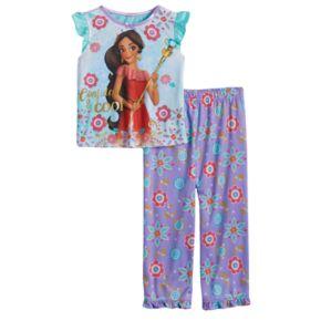 Disney's Elena of Avalor Toddler Girl 2-pc. Top & Pants Pajama Set