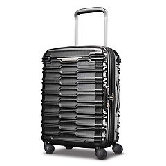 Samsonite Stryde Glider 20-Inch Hardside Carry-On Spinner Luggage