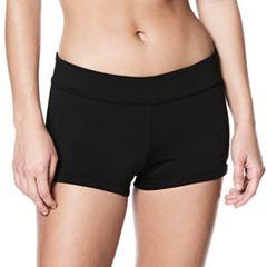 Women's Nike Solid Boyshort Bottoms