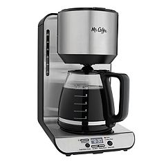 Mr. Coffee 12 cupStainless Steel Programmable Coffee Maker