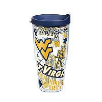 Tervis West Virginia Mountaineers 24-Ounce Tumbler