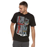 Men's Star Wars Boba Fett Gift For Jabba Tee