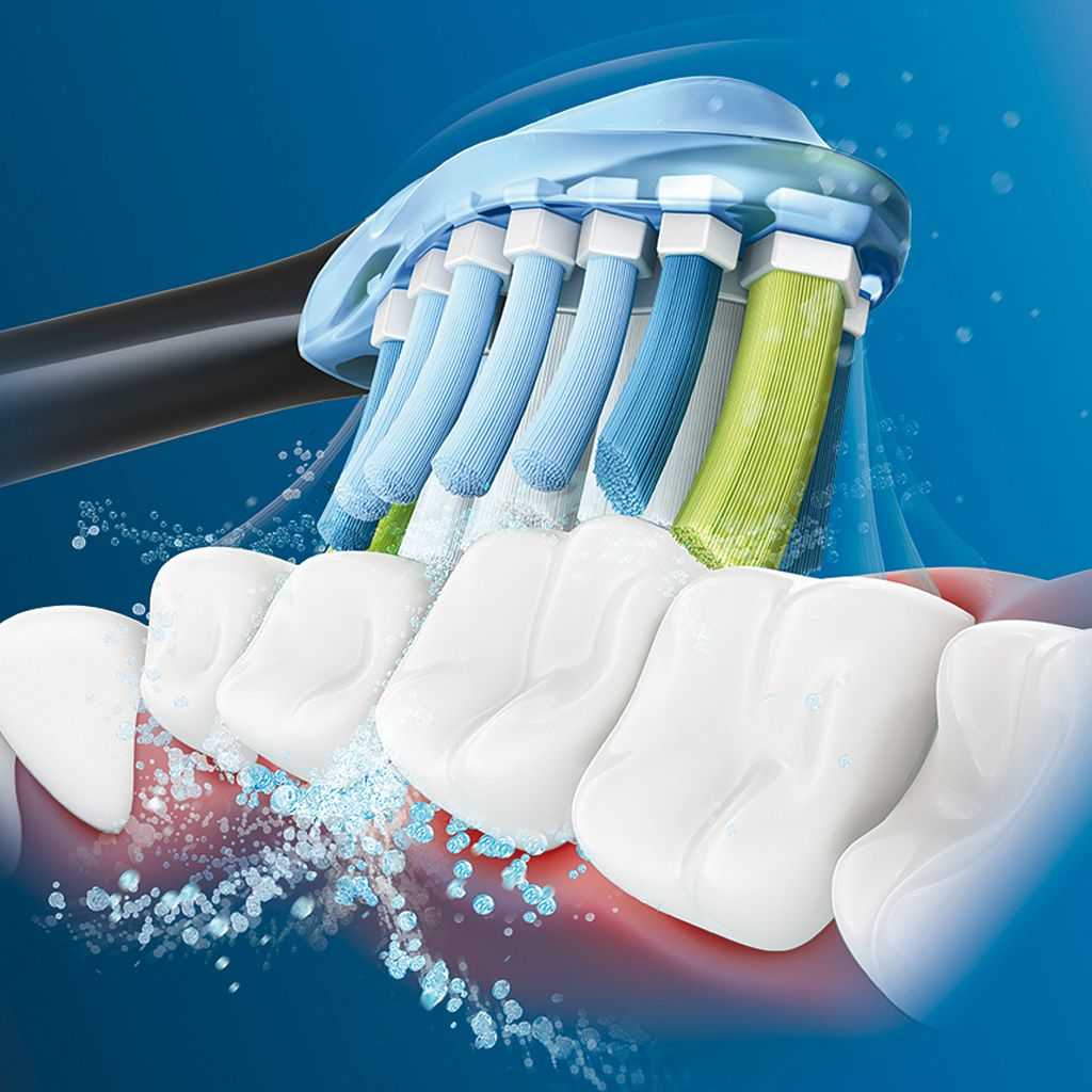 Sonicare Premium Plaque Control Replacement Toothbrush Heads Smart Recognition 2-pk.