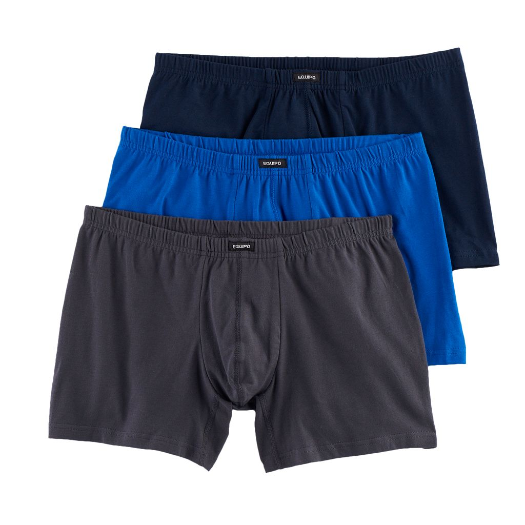 Men's equipo 3-pack Solid Trunks