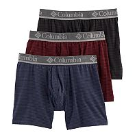 Men's CoolKeep 3-pack Performance Boxer Briefs
