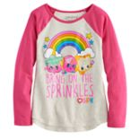 "Girls 4-10 Jumping Beans® Shopkins ""Bring On the Sprinkles"" Tee"
