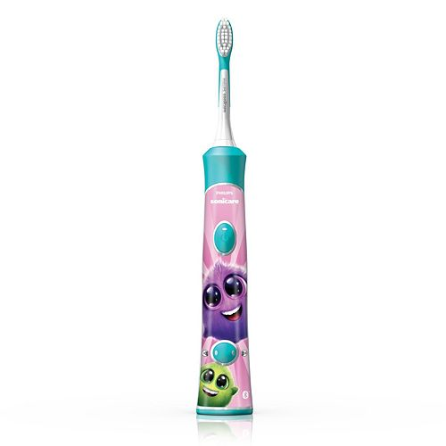 Philips Sonicare for Kids Bluetooth Connected Electric Rechargeable Toothbrush