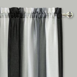 Achim 1-Panel Spectrum Window Curtain