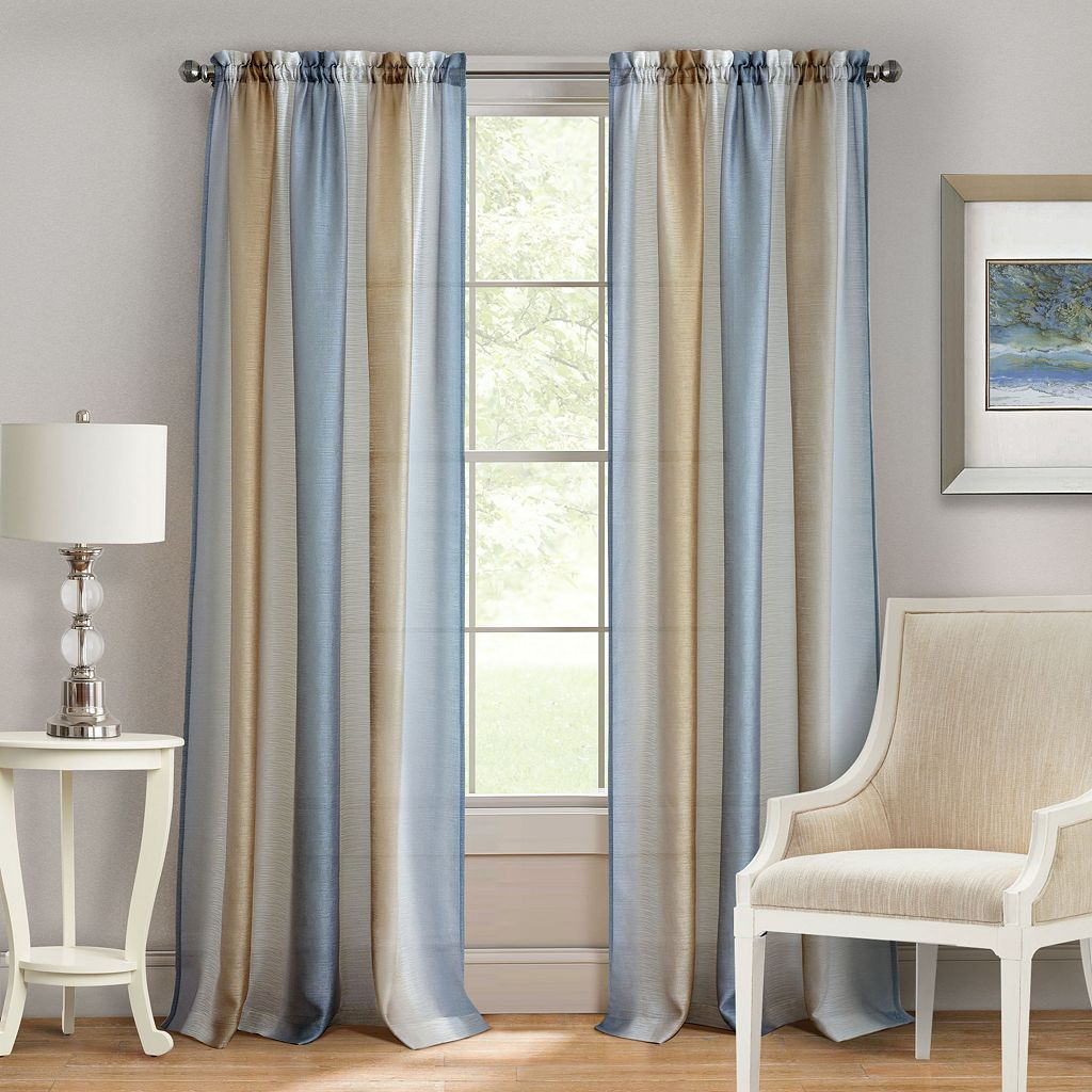 Achim Spectrum Window Curtain
