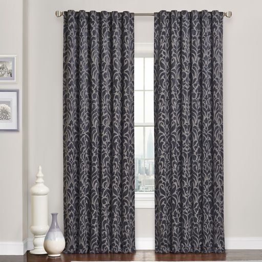eclipse Carven Blackout Window Curtain