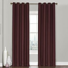 eclipse Blackout 1-Panel Clara Window Curtain