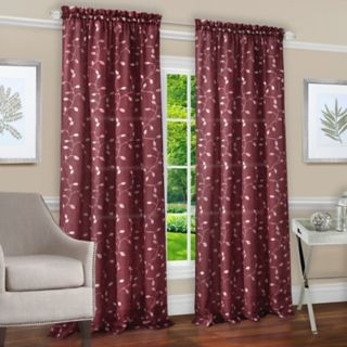 Achim 1-Panel Chloe Window Curtain