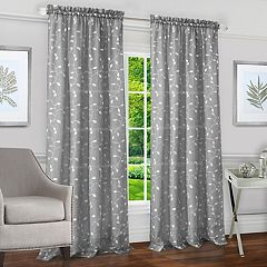 Achim 1-Panel Chloe Window Curtain