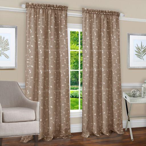Achim Chloe Window Curtain