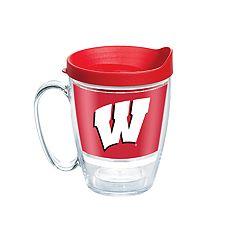 Tervis Wisconsin Badgers 16-Ounce Mug Tumbler