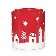 Yankee Candle Winter Village Wax Melt Warmer