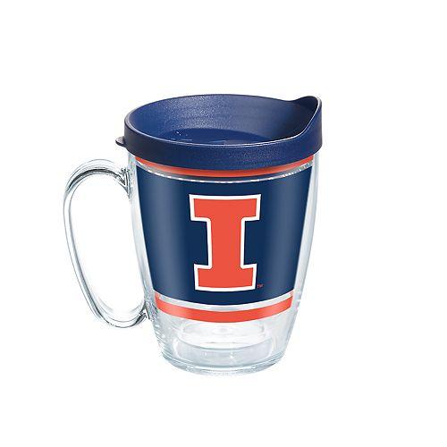 Tervis Illinois Fighting Illini 16-Ounce Mug Tumbler