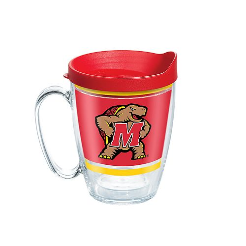Tervis Maryland Terrapins 16-Ounce Mug Tumbler