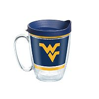 Tervis West Virginia Mountaineers 16-Ounce Mug Tumbler