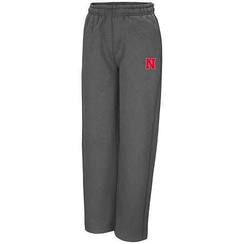 Boys 8-20 Campus Heritage Nebraska Cornhuskers Fleece Pants