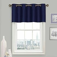 eclipse Clara Blackout Window Valance