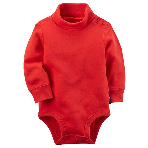 Baby Boy Carter's Turtleneck Bodysuit