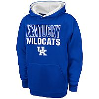 Boys 8-20 Campus Heritage Kentucky Wildcats Team Color Hoodie