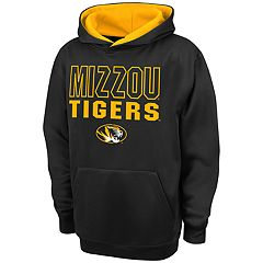 Boys 8-20 Campus Heritage Missouri Tigers Team Color Hoodie