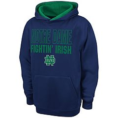 Boys 8-20 Campus Heritage Notre Dame Fighting Irish Team Color Hoodie