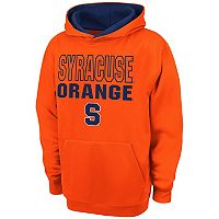 Boys 8-20 Campus Heritage Syracuse Orange Team Color Hoodie