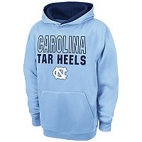 Boys 8-20 Campus Heritage North Carolina Tar Heels Team Color Hoodie
