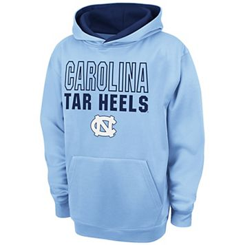 Boys 8-20 Campus Heritage North Carolina Tar Heels Team Color Hoodie
